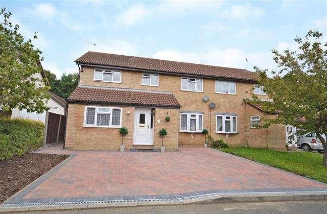 5 Bedrooms Semi Detached House for sale in Greenhill Park, Bishops Stortford, Bishops Stortford