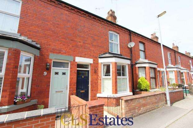 3 Bedrooms Terraced House for rent in Sumpter Pathway, Hoole, Chester, CH2
