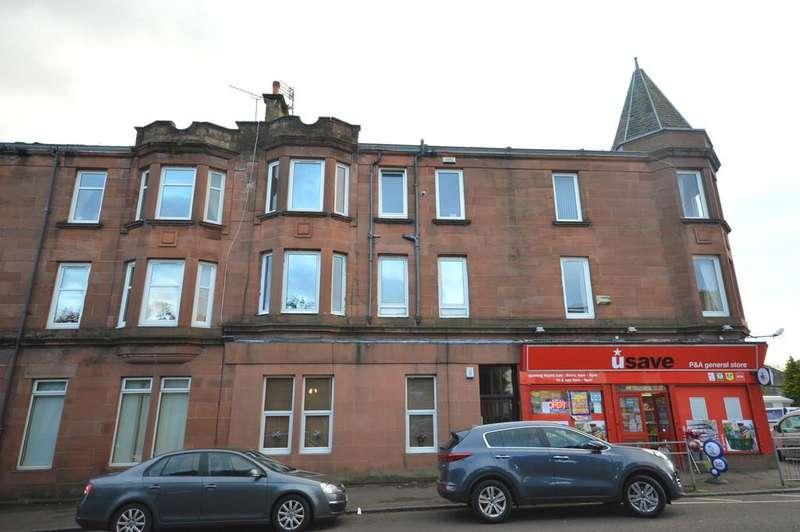 1 Bedroom Flat for sale in Dumbarton Road, Old Kilpatrick G60 5JW