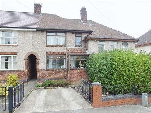 3 Bedrooms Terraced House for sale in Eastern Avenue, Sheffield , S2 2GJ