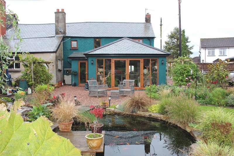 3 Bedrooms Cottage House for sale in Blakeshill Road, Barnstaple