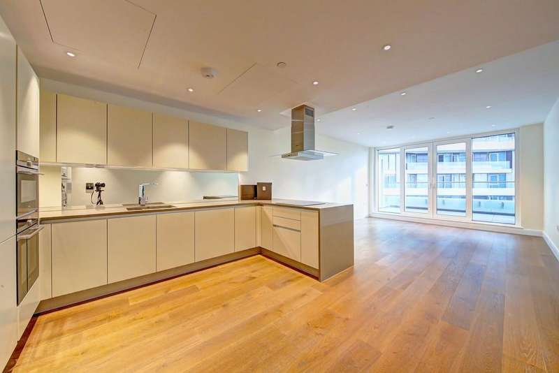 3 Bedrooms Apartment Flat for sale in Battersea, London, SW8