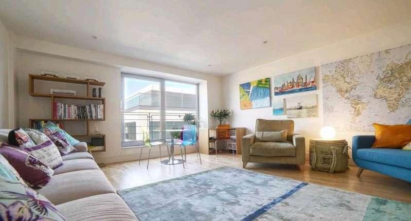 2 Bedrooms Apartment Flat for sale in Monck Street, Westminster, London, SW1P