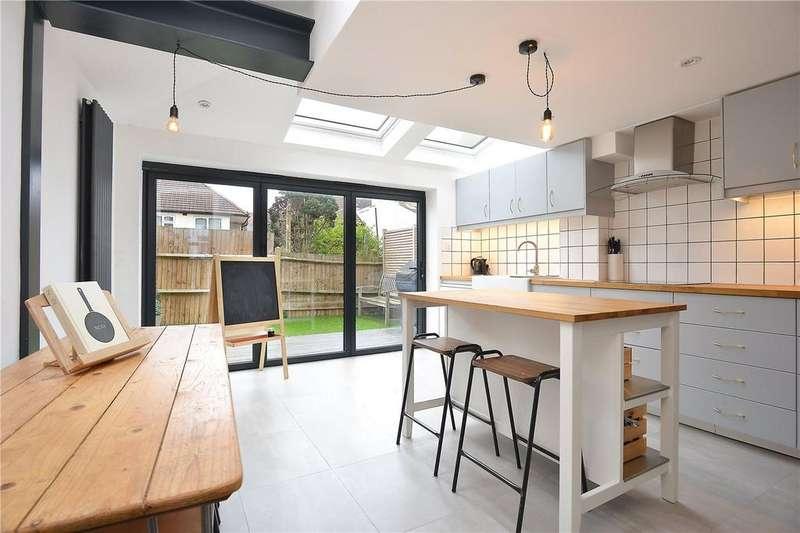 2 Bedrooms Terraced House for sale in Landells Road, East Dulwich, London, SE22
