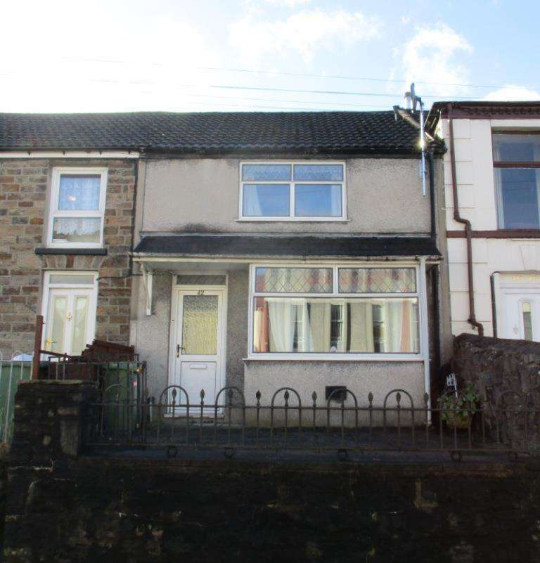 2 Bedrooms Terraced House for sale in Cardiff Street, Aberdare