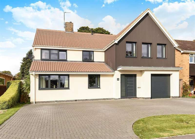 4 Bedrooms Detached House for sale in Woodlands Road, Witney