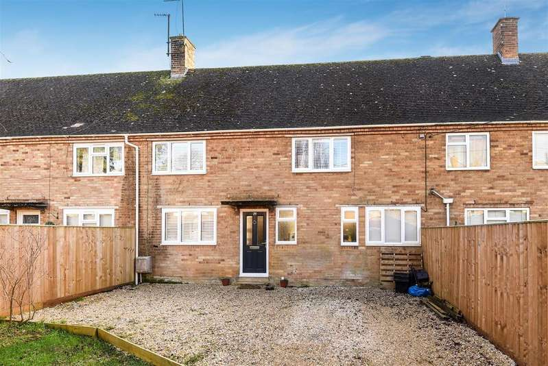3 Bedrooms Terraced House for sale in Sturt Close, Charlbury