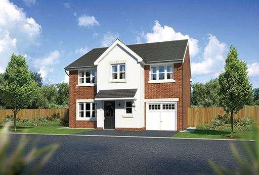 5 Bedrooms Detached House for sale in Winterley Gardens, Winterley