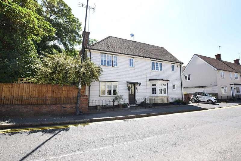 3 Bedrooms Semi Detached House for sale in Bradford Street, Braintree, CM7