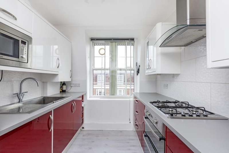 3 Bedrooms Flat for sale in Henry Jackson House, West Putney