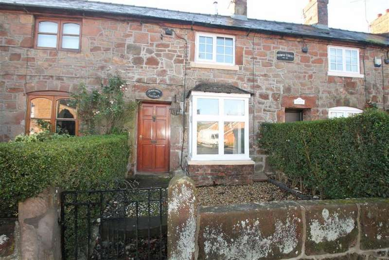 2 Bedrooms Terraced House for sale in Princes Terrace, Ruyton XI Towns