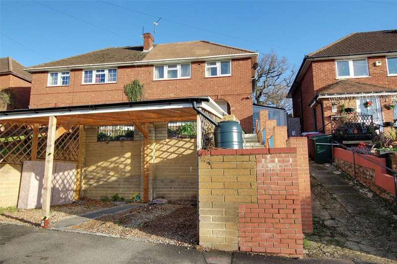 3 Bedrooms Semi Detached House for sale in Whitley Wood Road, Reading, Berkshire, RG2