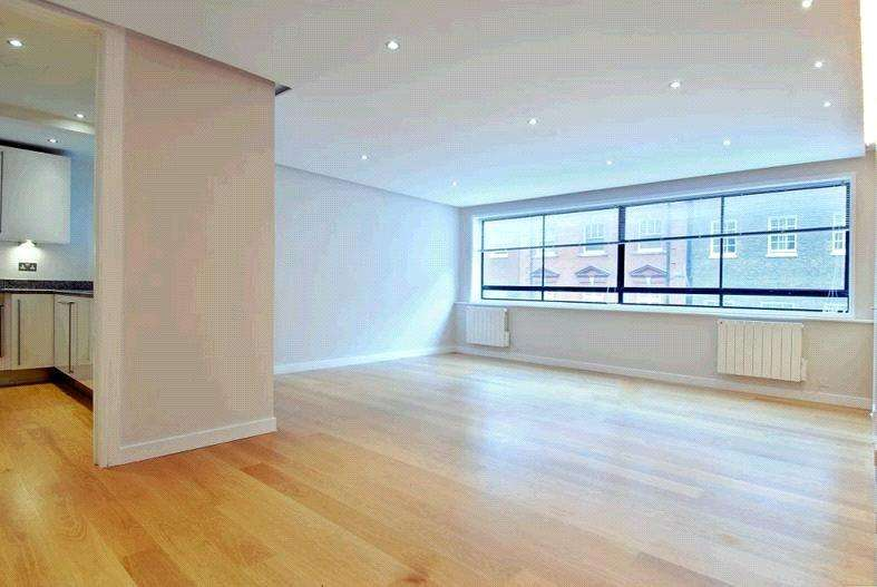 2 Bedrooms Flat for sale in Harmont House, 20 Harley Street, London