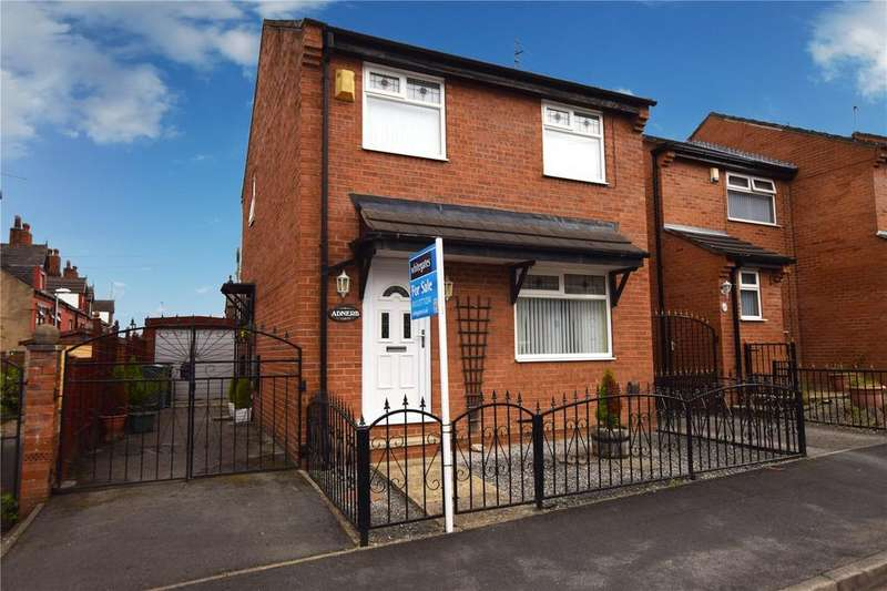 3 Bedrooms Detached House for sale in Atha Close, Leeds, West Yorkshire, LS11