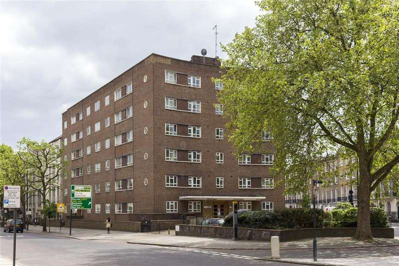 2 Bedrooms Flat for sale in Radley House, Gloucester Place, London