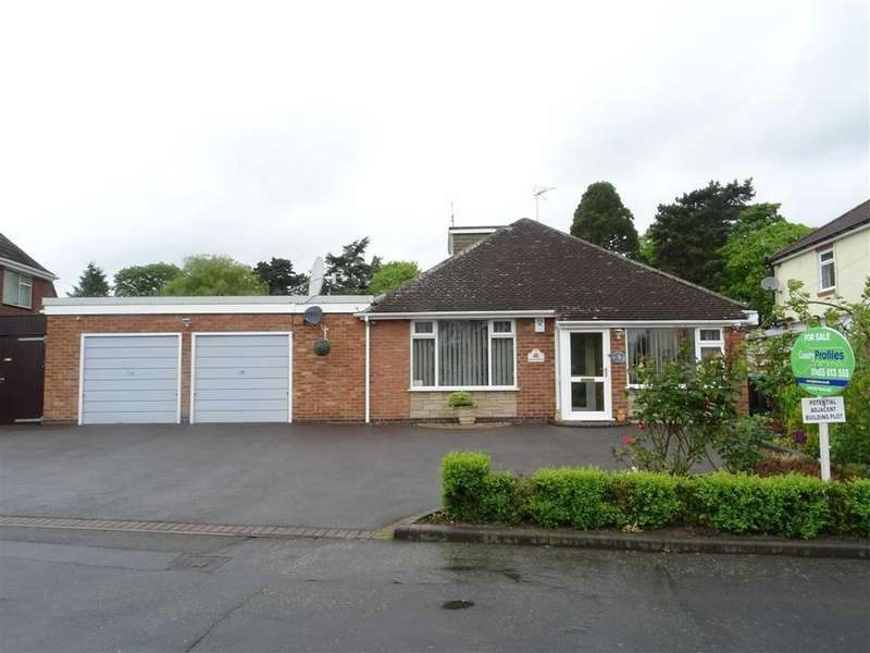 3 Bedrooms Detached Bungalow for sale in Equity Road East, Earl Shilton