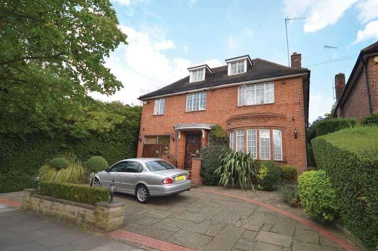 6 Bedrooms Detached House for sale in Norrice Lea, Hampstead Garden Suburb