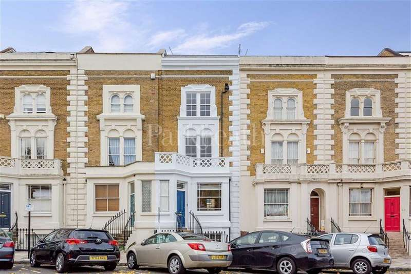 4 Bedrooms Flat for sale in Grafton Terrace, Kentish Town, London