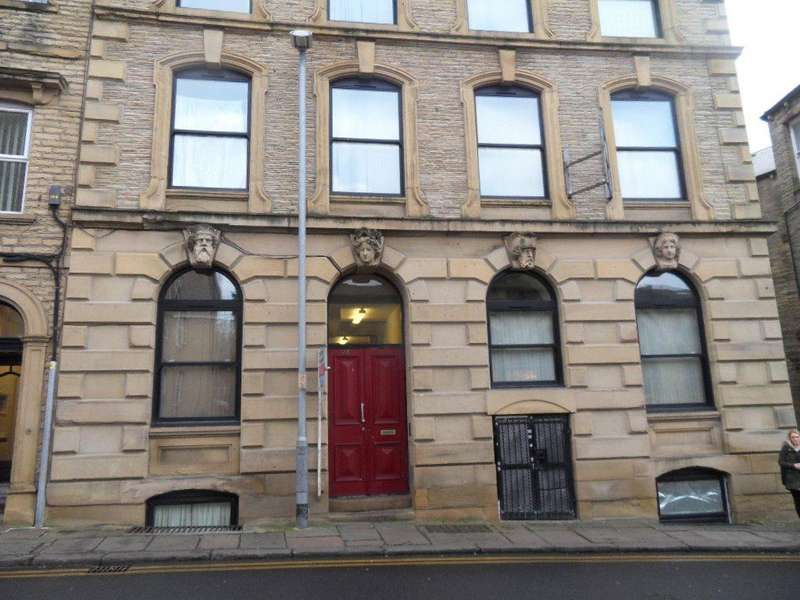 1 Bedroom Apartment Flat for sale in Wellington Road, Dewsbury, West Yorkshire, WF13