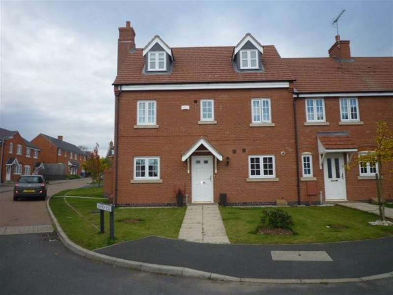 5 Bedrooms House for rent in Yaffle Crescent, Desborough, Northants