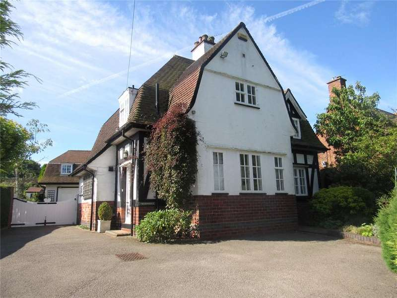 4 Bedrooms Detached House for sale in The Hill, Glapwell, Chesterfield, Derbyshire, S44