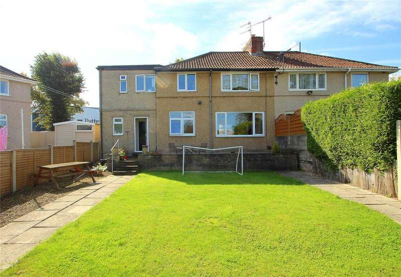 4 Bedrooms Semi Detached House for sale in Winterstoke Road, Ashton, BRISTOL, BS3
