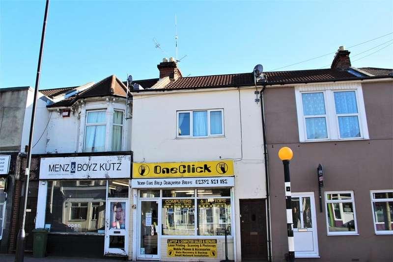 2 Bedrooms Flat for sale in Fawcett Road, Southsea