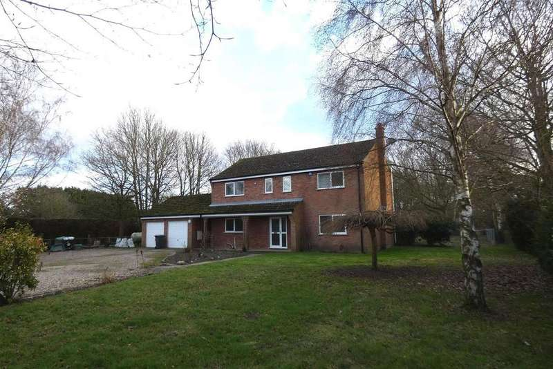 4 Bedrooms Detached House for rent in Undley, Lakenheath