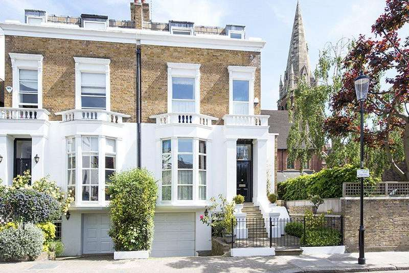 6 Bedrooms End Of Terrace House for sale in Elm Park Road, London, SW3