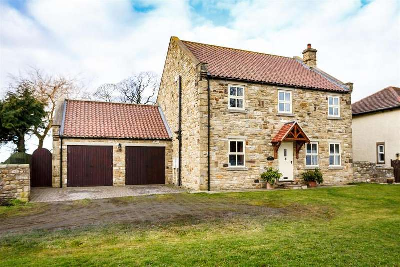 4 Bedrooms Detached House for sale in Summerhouse, Darlington