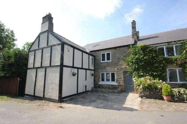 4 Bedrooms Semi Detached House for sale in Old White Lea, Roddymoor, Crook