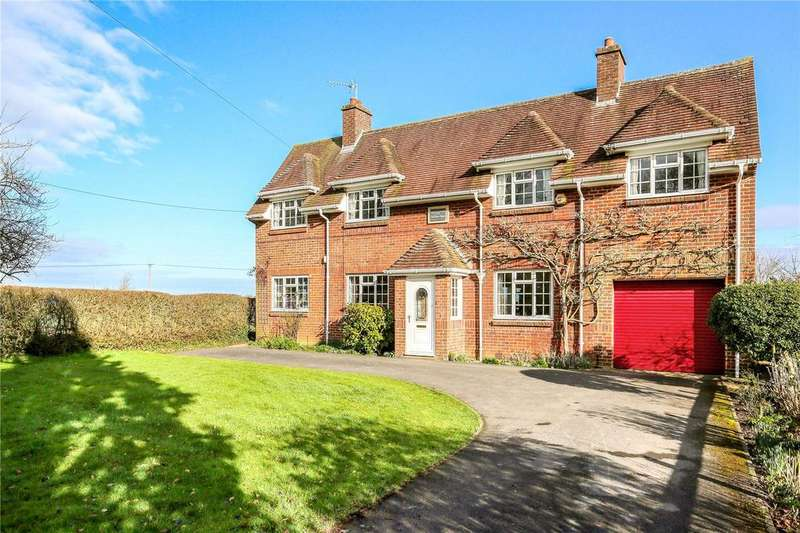 5 Bedrooms Detached House for sale in Common Hill, Steeple Ashton, Trowbridge, Wiltshire