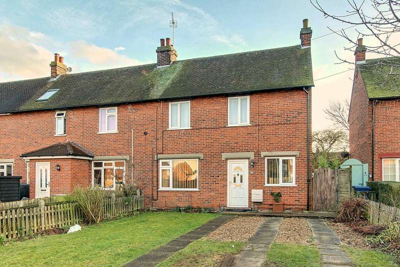 3 Bedrooms End Of Terrace House for sale in De Burgh Road, Colchester, CO3