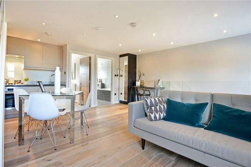 2 Bedrooms Flat for sale in Lordship Lane, East Dulwich, London, SE22