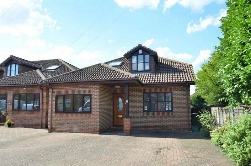 3 Bedrooms Detached Bungalow for sale in Homer Road, Shirley, Croydon, Surrey