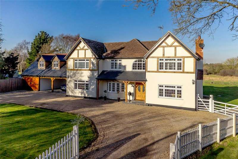 6 Bedrooms Detached House for sale in Cranham Road, Little Waltham, Chelmsford