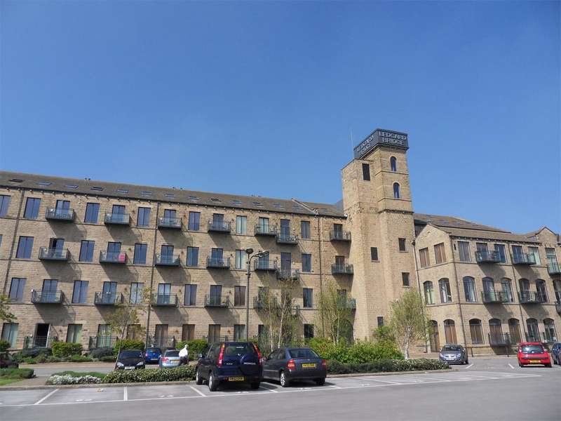 1 Bedroom Flat Share for sale in Ledgard Wharf, Mirfield, West Yorkshire, WF14