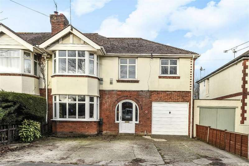 4 Bedrooms Semi Detached House for sale in Leigh Road, Eastleigh, Hampshire