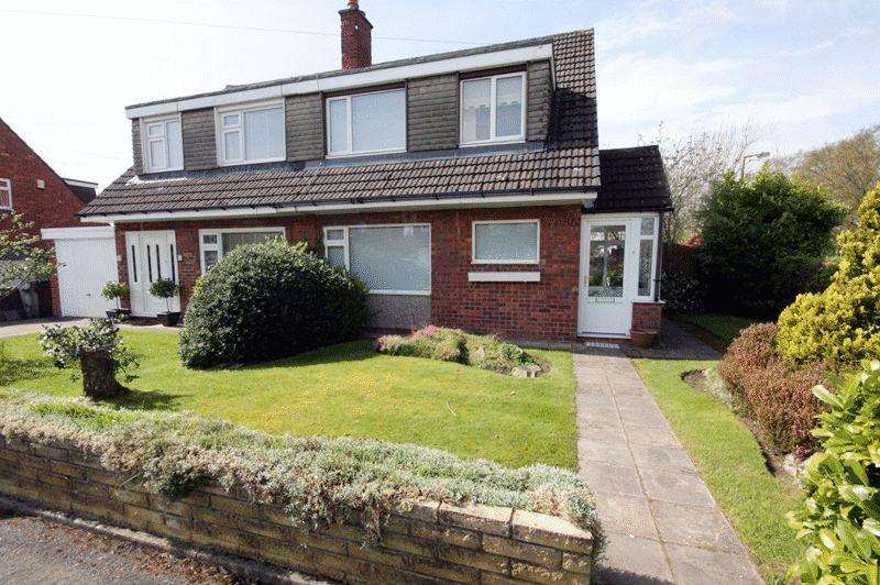 3 Bedrooms Semi Detached House for sale in Shrewsbury Gardens, Cheadle Hulme