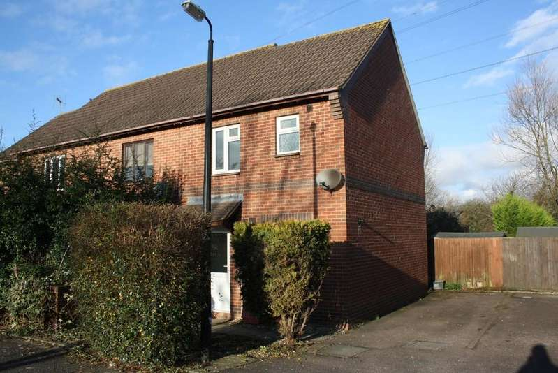 2 Bedrooms End Of Terrace House for rent in The Barrows, Weston-super-Mare