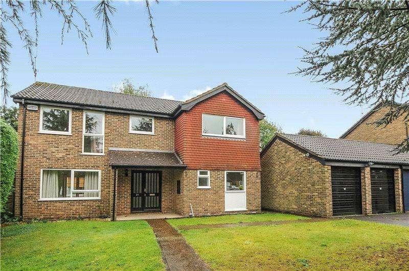 4 Bedrooms Detached House for rent in Nursery Place, Sevenoaks, Kent, TN13
