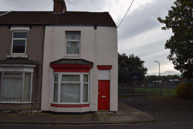 2 Bedrooms Terraced House for sale in Norcliffe Street, North Ormesby