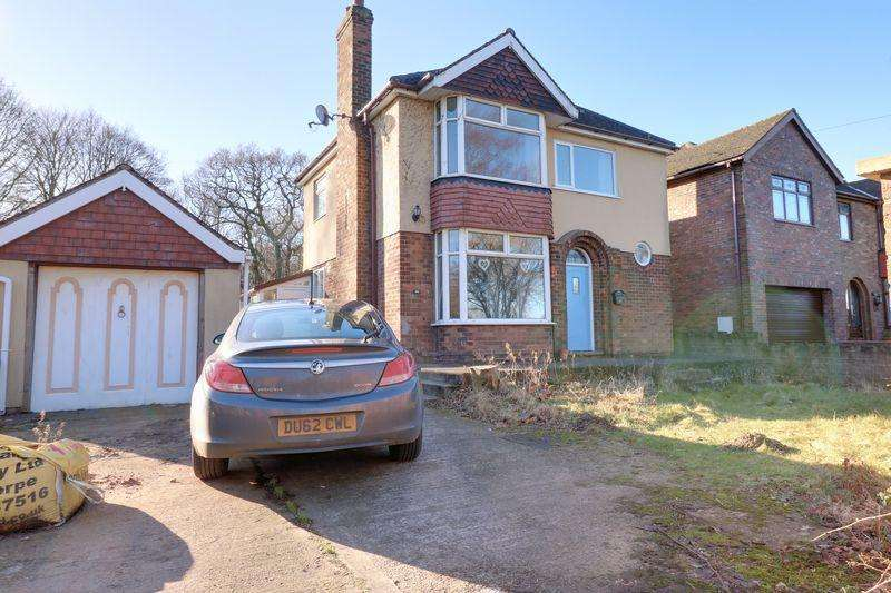 3 Bedrooms Detached House for sale in Kingsway, Scunthorpe
