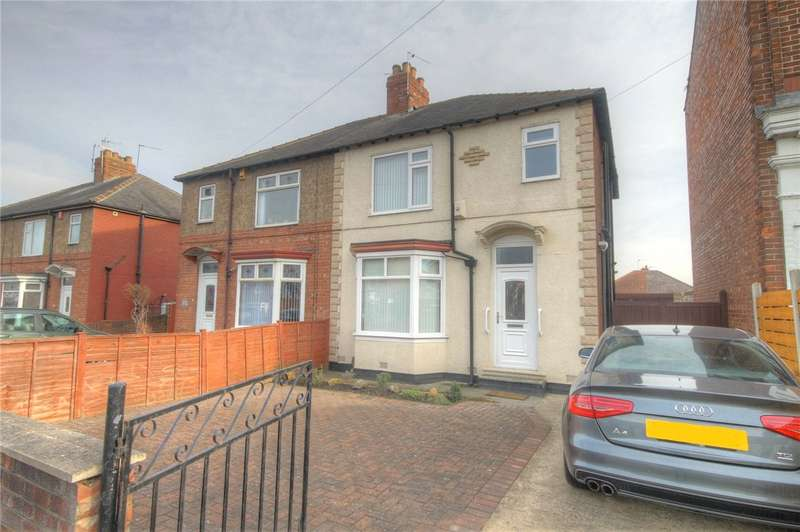 3 Bedrooms Semi Detached House for sale in North Road, Darlington, DL1