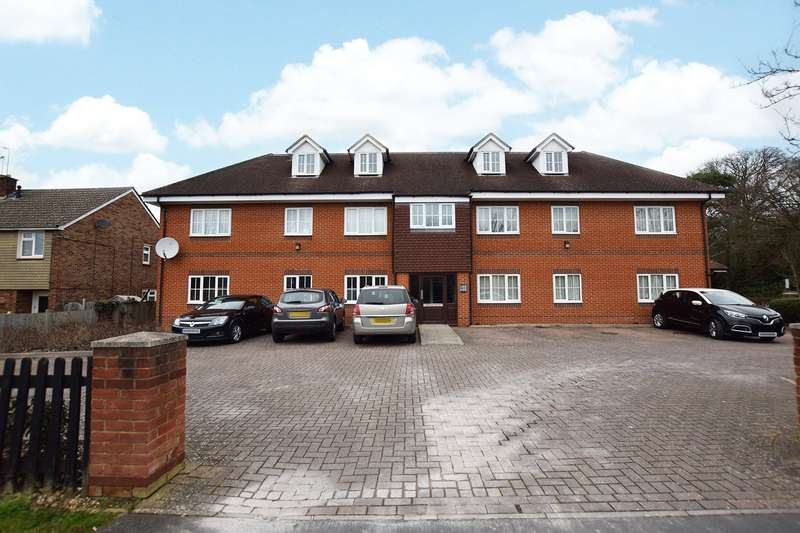 2 Bedrooms Apartment Flat for sale in Blatchly House, Roebuck Estate, Binfield, Bracknell, RG42