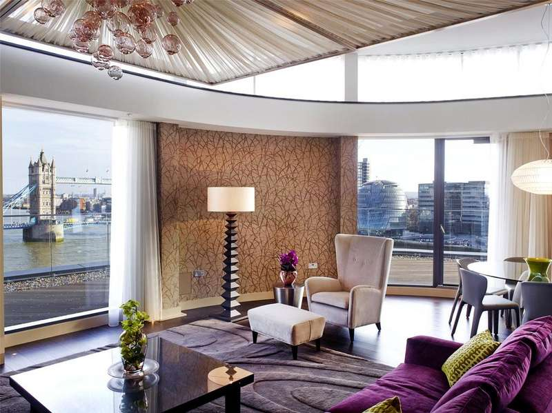 2 Bedrooms Apartment Flat for rent in Tower Penthouse, Three Quays Apartments, 40 Lower Thames Street, London, EC3R