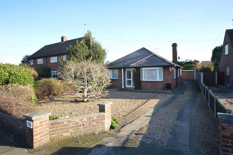 2 Bedrooms Detached Bungalow for sale in Straight Road, Colchester