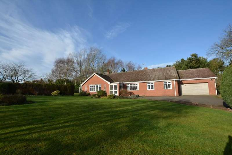 4 Bedrooms Detached House for sale in Ollerton Road, Caunton