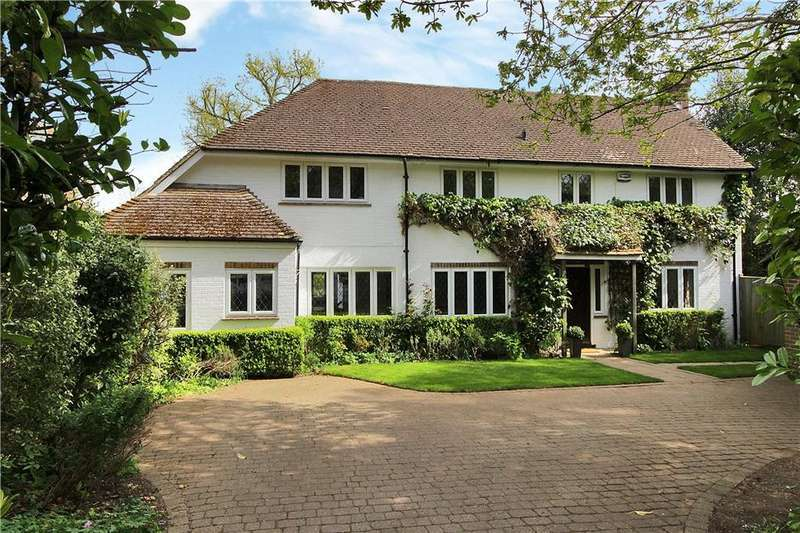 5 Bedrooms Detached House for sale in White Hart Wood, Sevenoaks, Kent, TN13