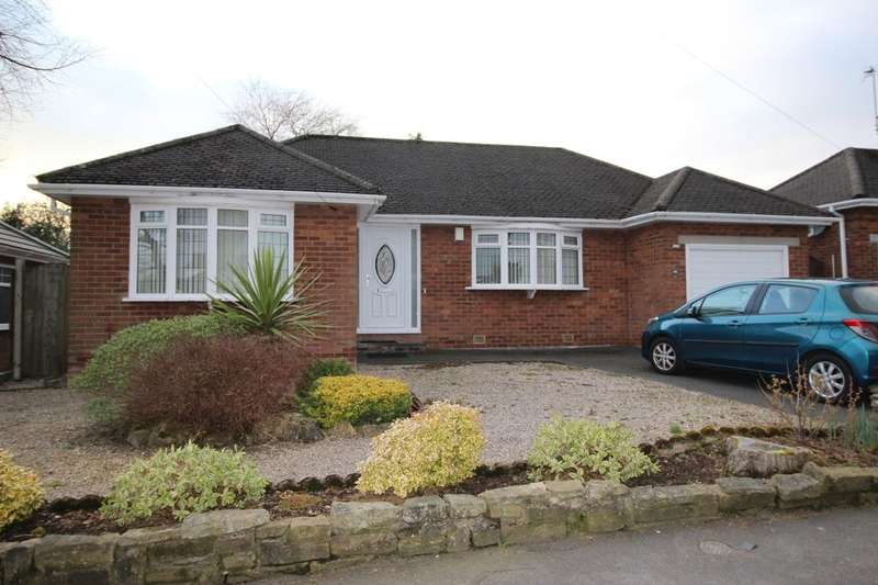 2 Bedrooms Detached Bungalow for rent in Cromley Road, High Lane, Stockport, SK6